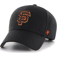 Clothes accessories Men Caps 47 Brand MLB San Francisco Giants MVP Cap - Black Black