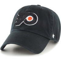 Clothes accessories Men Caps 47 Brand NHL Philadelphia Flyers Clean up Cap - Black Black