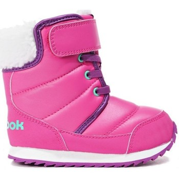 Shoes Children Snow boots Reebok Sport Snow Prime Pink