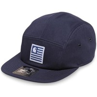 Clothes accessories Caps Carhartt WIP 5 Panel State Starter Snapback Cap Navy