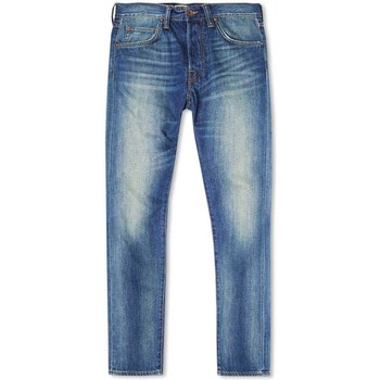 Clothing straight jeans Edwin Jeans Ed-55 Relaxed Tapered Jeans Blue