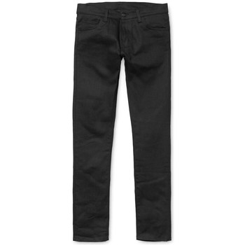 Clothing chinos Carhartt WIP Rebel Pant Slim Fit Jeans Black