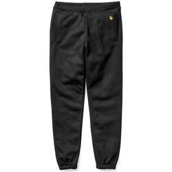 Clothing Men Tracksuit bottoms Carhartt WIP Chase Sweat Pants Black