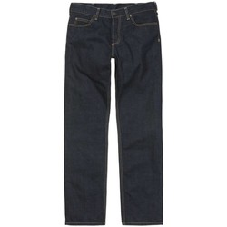 Clothing Men straight jeans Carhartt Marlow Pant Straight Fit Jeans Rinsed Blue