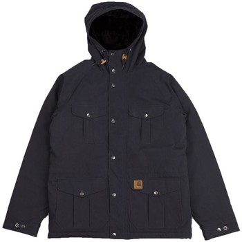 Clothing Parkas Carhartt Mentor Jacket Navy