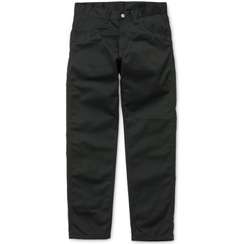 Clothing straight jeans Carhartt WIP Skill Pant Chino Tan