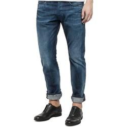 Clothing straight jeans Replay Waitom Denim Zero Regular Fit Jeans Medium Blue