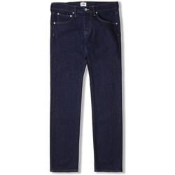 Clothing Men straight jeans Edwin Jeans Edwin ED 55 Regular Tapered CS Night Blue Denim Blue