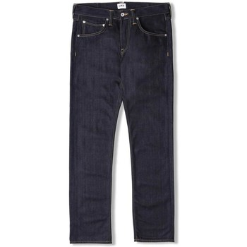 Clothing straight jeans Edwin Jeans Edwin ED-55 Regular Tapered Mens Jeans Blue