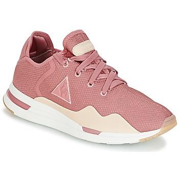 Shoes Women Low top trainers Le Coq Sportif SOLAS W SUMMER FLAVOR Pink