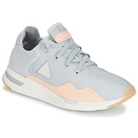 Shoes Women Low top trainers Le Coq Sportif SOLAS W SUMMER FLAVOR Grey / Beige