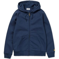 Clothing sweaters Carhartt Men's Hooded Chase Jacket Navy