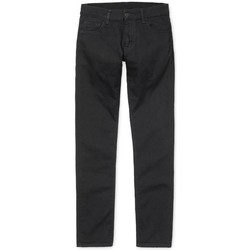 Clothing Men straight jeans Carhartt WIP Rebel Pant Slim Fit Jeans Black