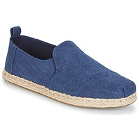 Shoes Men Espadrilles Toms DECONSTRUCTED ALPARGATA ROPE Blue