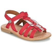 Shoes Girl Sandals Aster CORELLE Fuschia