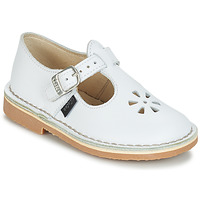 Shoes Girl Flat shoes Aster DINGO White