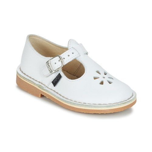 Shoes Children Flat shoes Aster DINGO White