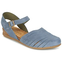 Shoes Women Sandals El Naturalista STELLA Blue
