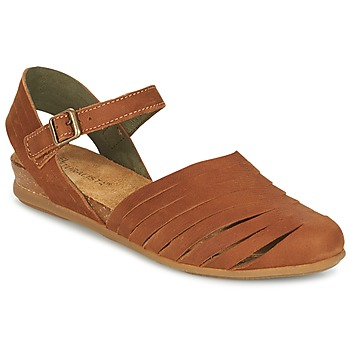 Shoes Women Sandals El Naturalista STELLA Brown