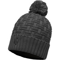 Clothes accessories Women Hats / Beanies / Bobble hats Buff Airon Knitted Beanie - Grey Melange Grey