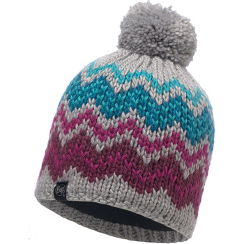 Clothes accessories Hats / Beanies / Bobble hats Buff Danke Knitted Beanie - Light Grey Grey