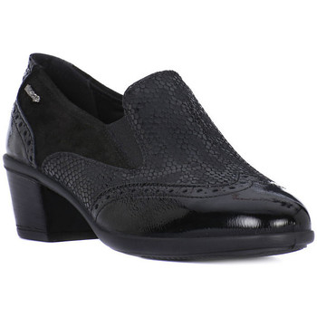 Shoes Women Loafers Enval NAPLAK BOGOT Nero