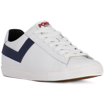 Shoes Men Low top trainers Pony TOPSTAR OX WHITE NAVY    122,6