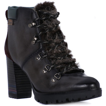 Shoes Women Ankle boots Pikolinos CONNELLY JADE Marrone