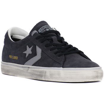 Shoes Low top trainers Converse PRO LEATHER VULC OX Grigio