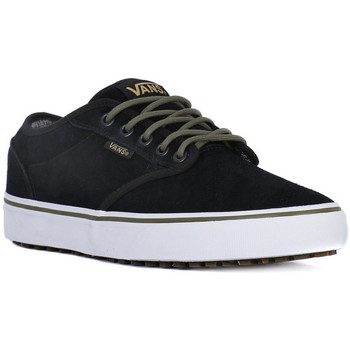 Shoes Women Low top trainers Vans ATWOOD MTE BLACK Nero