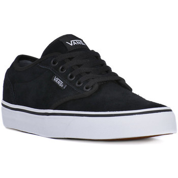 Shoes Women Low top trainers Vans ATWOOD W Nero
