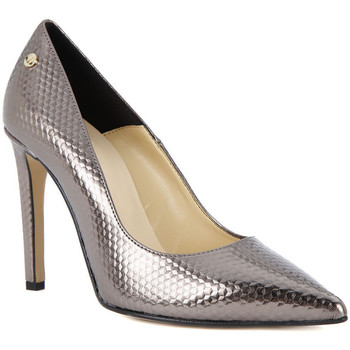 Shoes Women Heels Trussardi E170 DECOLLETE IRON Grigio