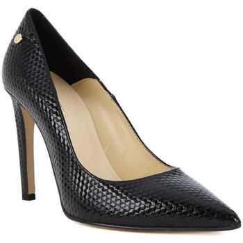 Shoes Women Heels Trussardi 299 DECOLLETE BLACK Nero