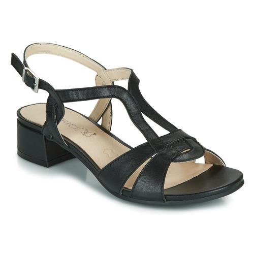 Shoes Women Sandals Caprice SATIBO Black
