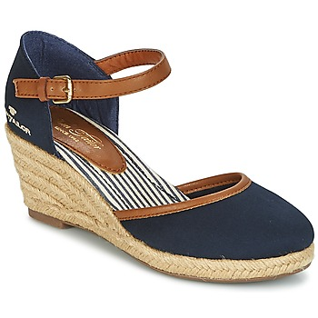 Shoes Women Sandals Tom Tailor ESKIM Marine
