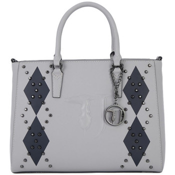 Bags Women Shopping Bags / Baskets Trussardi 005 ISCHIA ICE Bianco