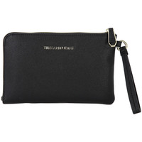 Bags Women Purses Trussardi 299 LEVANTO BLACK Nero