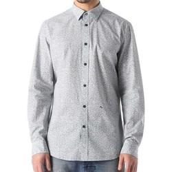Clothing Women Shirts Diesel S-Palong  Shirt White