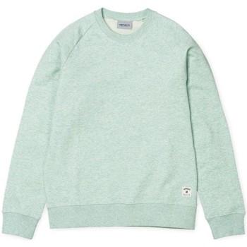 Clothing Women sweaters Carhartt Holbrook Sweatshirt Green