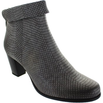 Shoes Women Ankle boots Gerry Weber Louanne 06 Grau (Grey)