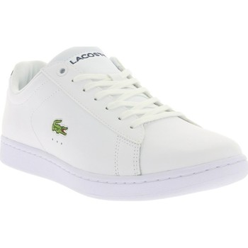 Shoes Men Low top trainers Lacoste Carnaby Evo BL 1 Spm White