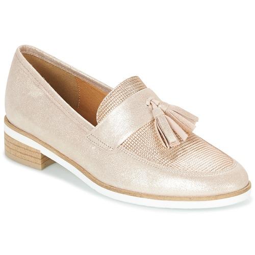 Shoes Women Loafers Karston JICOLO Gold