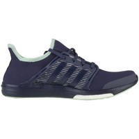 Shoes Women Low top trainers adidas Originals CC Sonic Boost W Blue-Navy blue