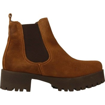 Shoes Women Ankle boots Xicc Shoes EX212 Brown