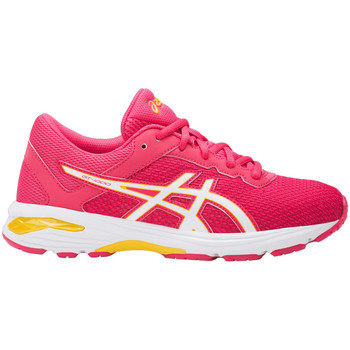 Shoes Women Low top trainers Asics GT 1000 6 GS ROSA