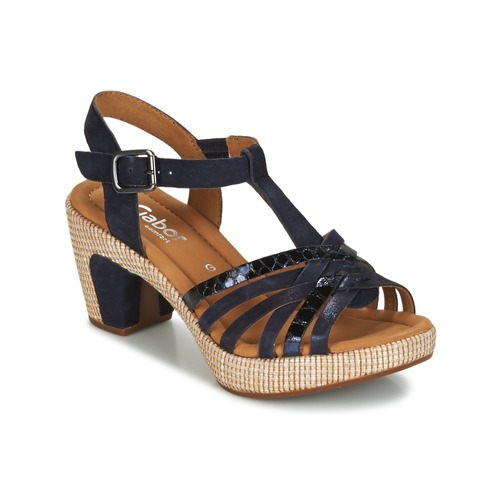 Shoes Women Sandals Gabor MASTIAR Marine