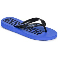 Shoes Boy Flip flops Quiksilver JAVA WORDMARKYT B SNDL XKBK Blue