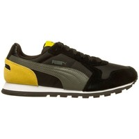 Shoes Children Low top trainers Puma ST Runner NL JR Black