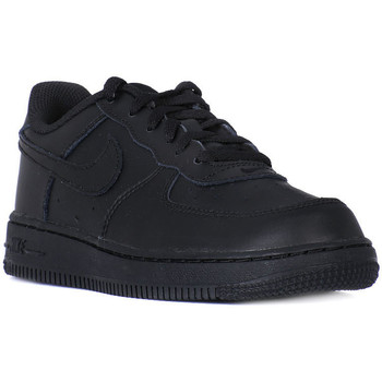 Shoes Women Low top trainers Nike FORCE 1 PS Nero