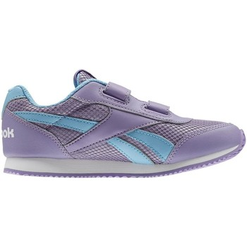 Shoes Children Low top trainers Reebok Sport Royal CL Jogger Violet